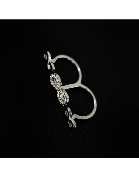 Faux  Bijoux  Ring