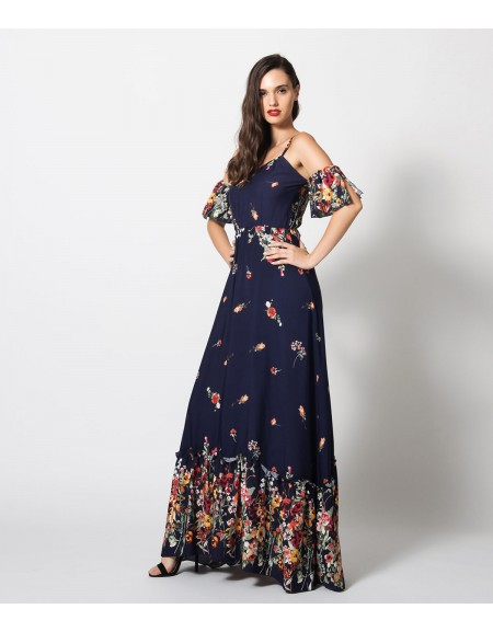 Maxi Casual Dress